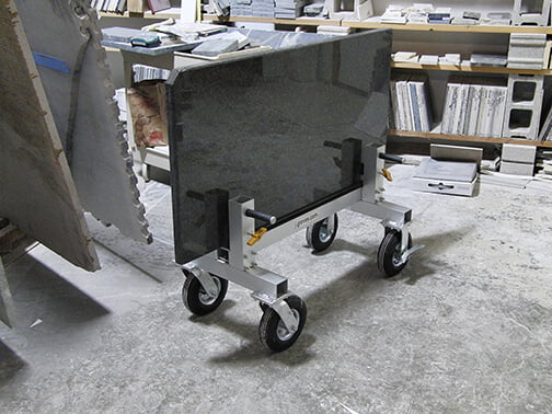 Aluminum Install Cart: AIC-36