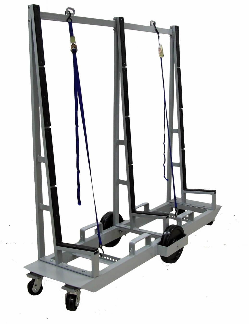 Six Wheeled Fabrication Cart – FC-82