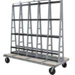 Glass Cart