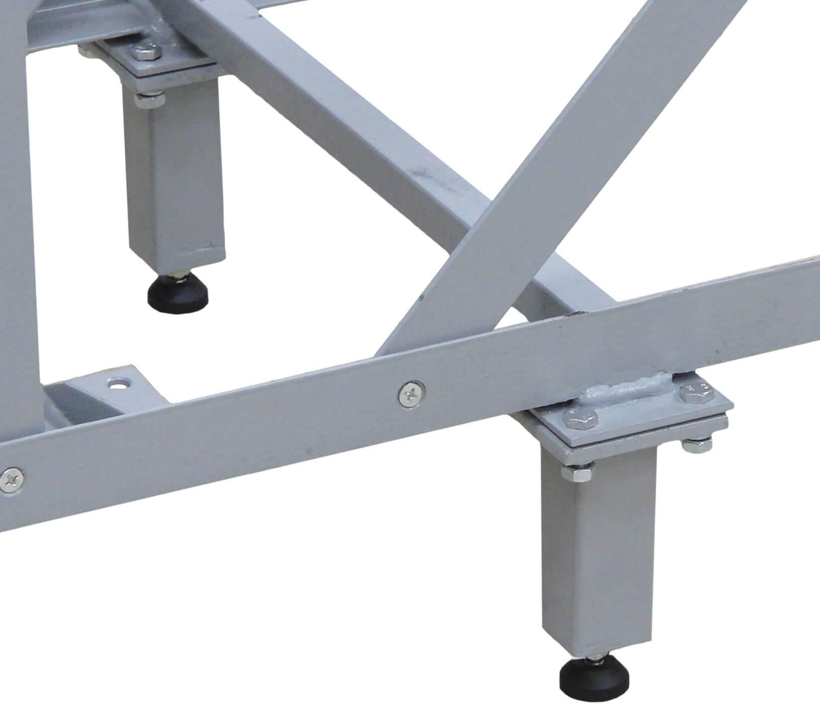 Heavy Duty Fabrication Table – Freestanding