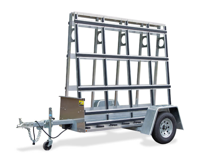On-Site Delivery Trailer