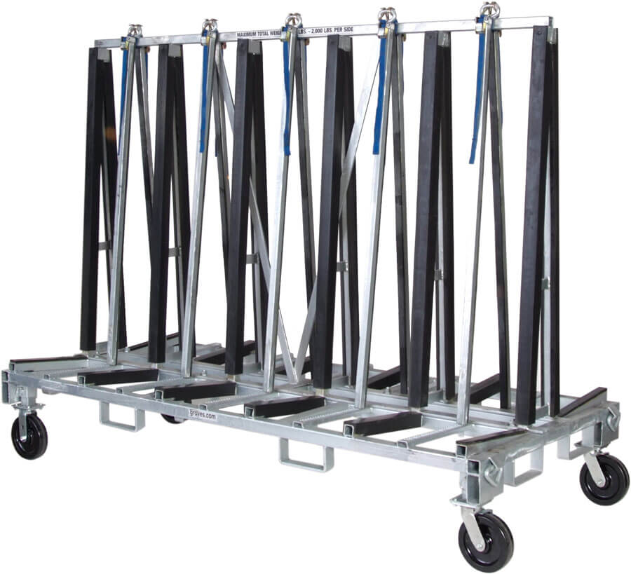 Heavy-Duty Transport Rack – TR4496