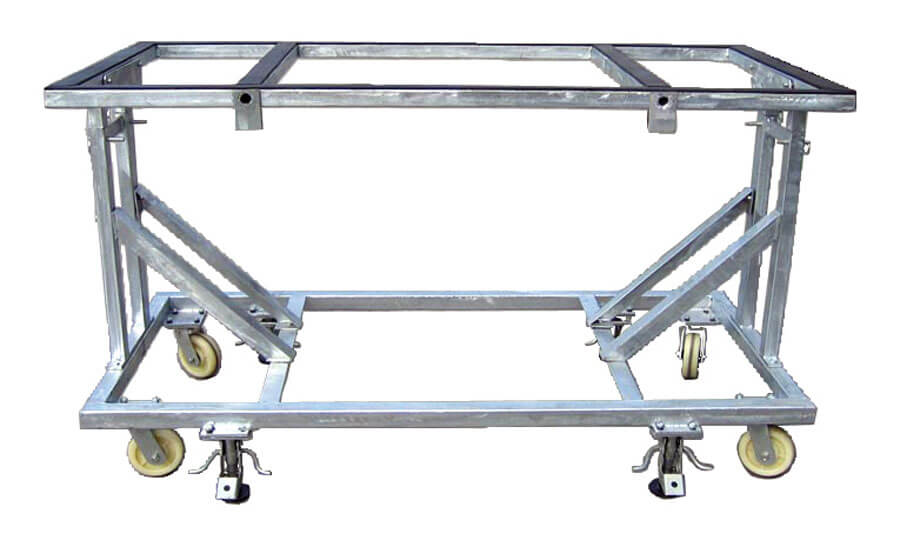 Tilt Table Cart